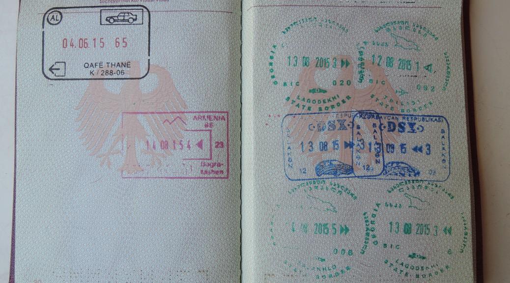Aserbaidschan Visum